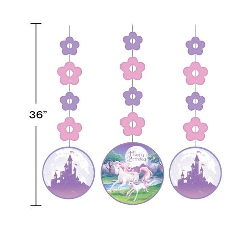CO HNG 6/3CT UNICORN FANTASY [995603]