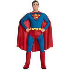 Costumes: Men: Superman