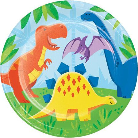 PLT9 12/8CT DINOSAUR FRIENDS