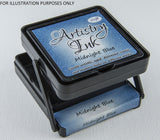 Artistry Ink Pads - Burnt Umber