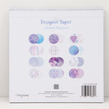 Sweet Dreams - After Dark Collection - 8x8 Designer Paper Pad