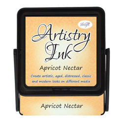 Artistry Ink Pads - Apricot Nectar