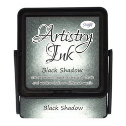 Artistry Ink Pads - Black Shadow