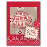 Christmas Jumper Stamp and Mask Kit