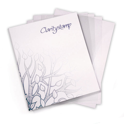 Claritystamp Binder + 10x Storage Acetate