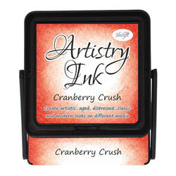 PRE-ORDER - Artistry Ink Pads - Cranberry Crush