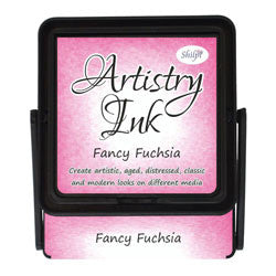Artistry Ink Pads - Fancy Fuchsia
