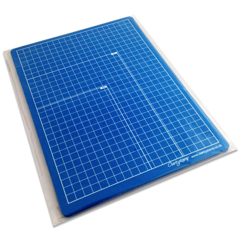 Groovi® Craft Mat A4 - Blue