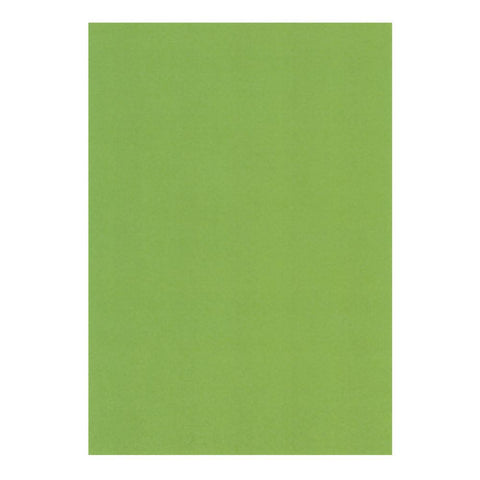 Groovi® A5 Coloured Parchment - Green (20 Sheets)