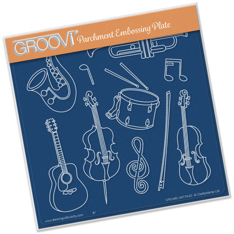 Musical Instruments Groovi® Plate A5
