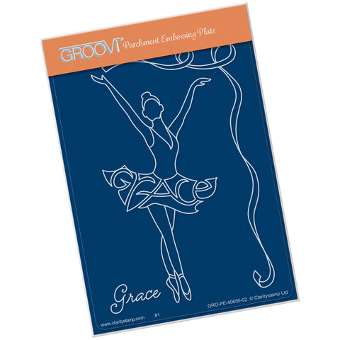 Grace Dancer <br/> A6 Groovi® Plate