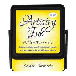 Artistry Ink Pads - Golden Turmeric