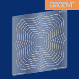Shapes - Nested Classic Frames Groovi® Plate A5