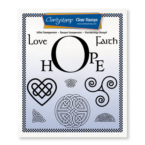 Hope Framer Unmounted Stamp Set