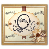 Joy Frame and Bird Song Stamp Set