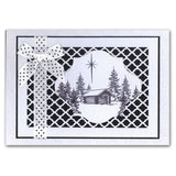 Cabin In The Woods Stamp Set