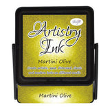 Artistry Ink Pads - Martini Olive