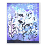 Meadow Grasses Stamp Set