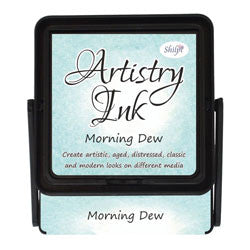 Artistry Ink Pads - Morning Dew