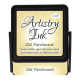Artistry Ink Pads - Old Parchment