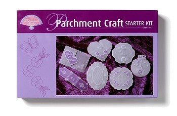 PRE ORDER - Parchment Craft Starter Kit (71043)