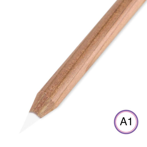 Perga Liner - A1 White Aquarelle Pencil