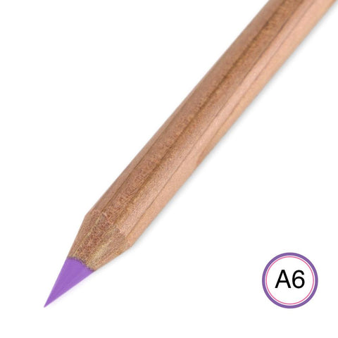 Perga Liner - A6 Light Violet Aquarelle Pencil
