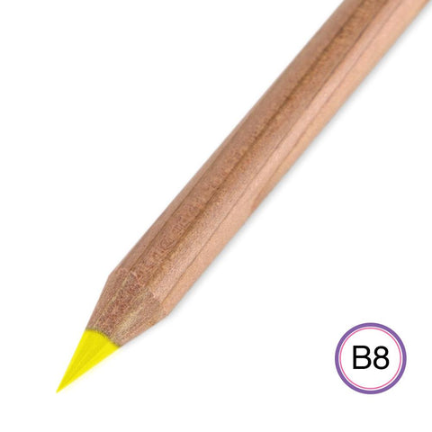 Perga Liner - B8 Light Yellow Basic Pencil