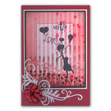Love Is In The Air Stamp Set