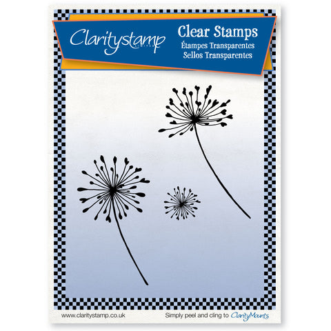 Aliums Stamp Set (x3, Unmounted)