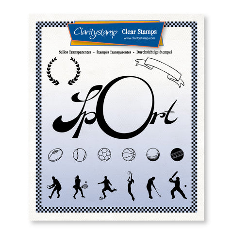 Sports Framer Unmounted Stamp Set