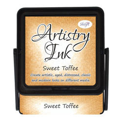Artistry Ink Pads - Sweet Toffee