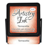 Artistry Ink Pads - Terracotta
