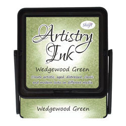 Artistry Ink Pads - Wedgewood Green