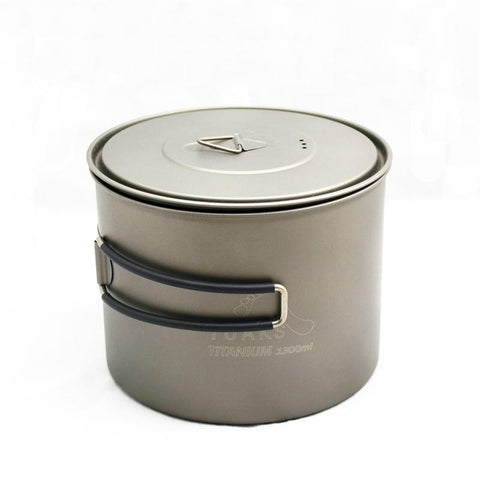 Toaks Titanium Pot - 1300ml