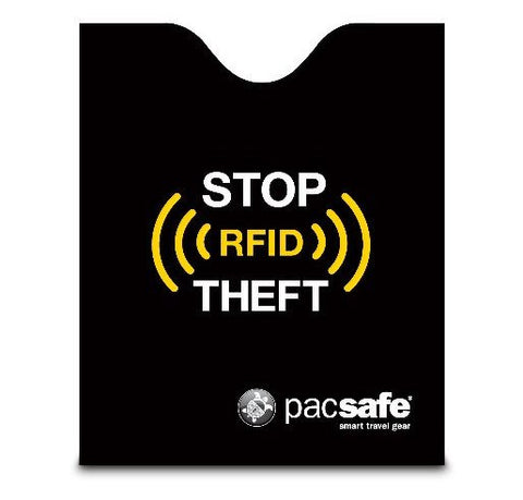 Pacsafe RFIDsleeve™ 50, Blocking Passport Sleeve