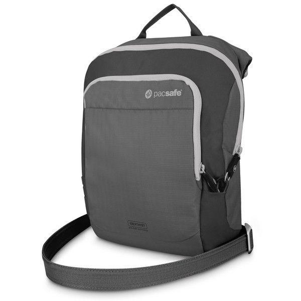 Pacsafe Venturesafe 200 GII Travel Bag, Storm Grey