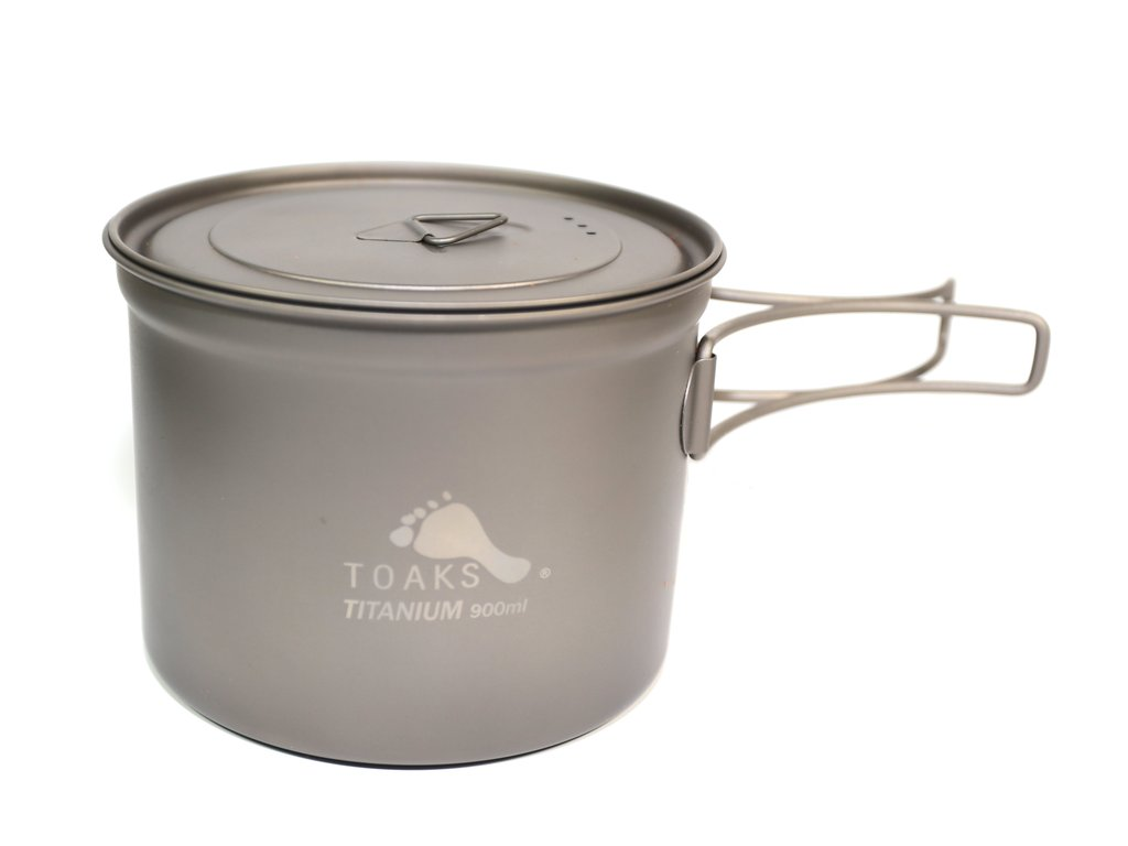 Toaks Titanium 900ml Pot