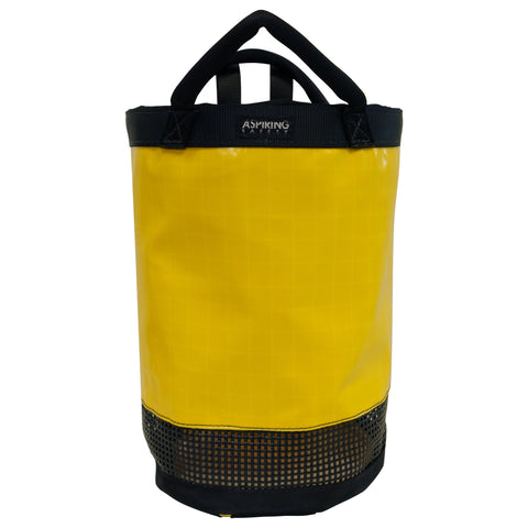 Aspiring Mesh Bottom PVC Tool Bucket – 12L