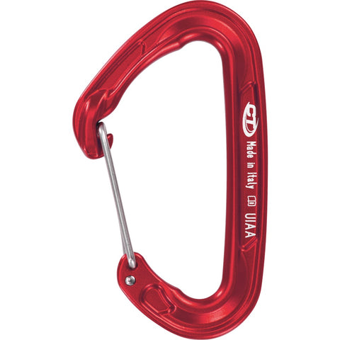 CT Flyweight Evo Carabiner Red