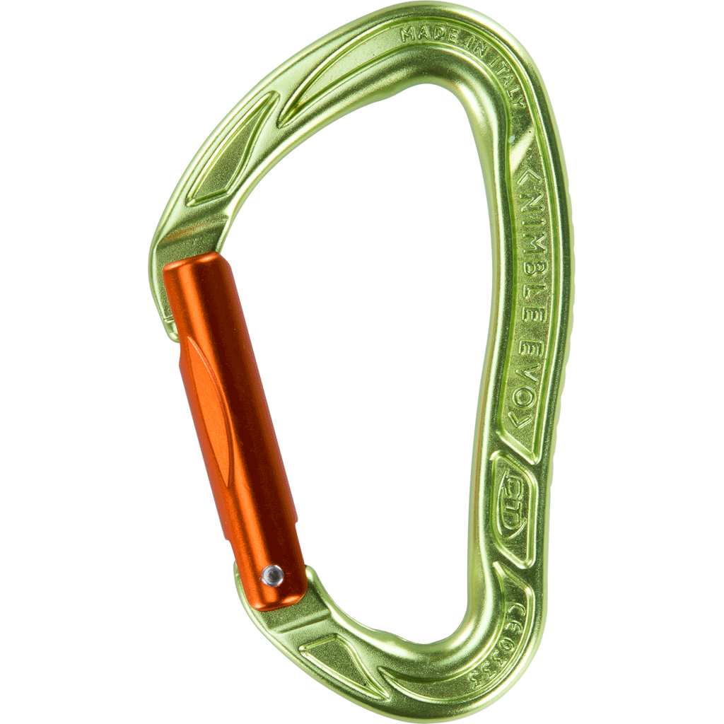 CT Nimble Evo Straight Gate Carabiner