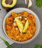 Radix Nutrition Plant-Based Mexican Chilli with Avocado - Performance Range