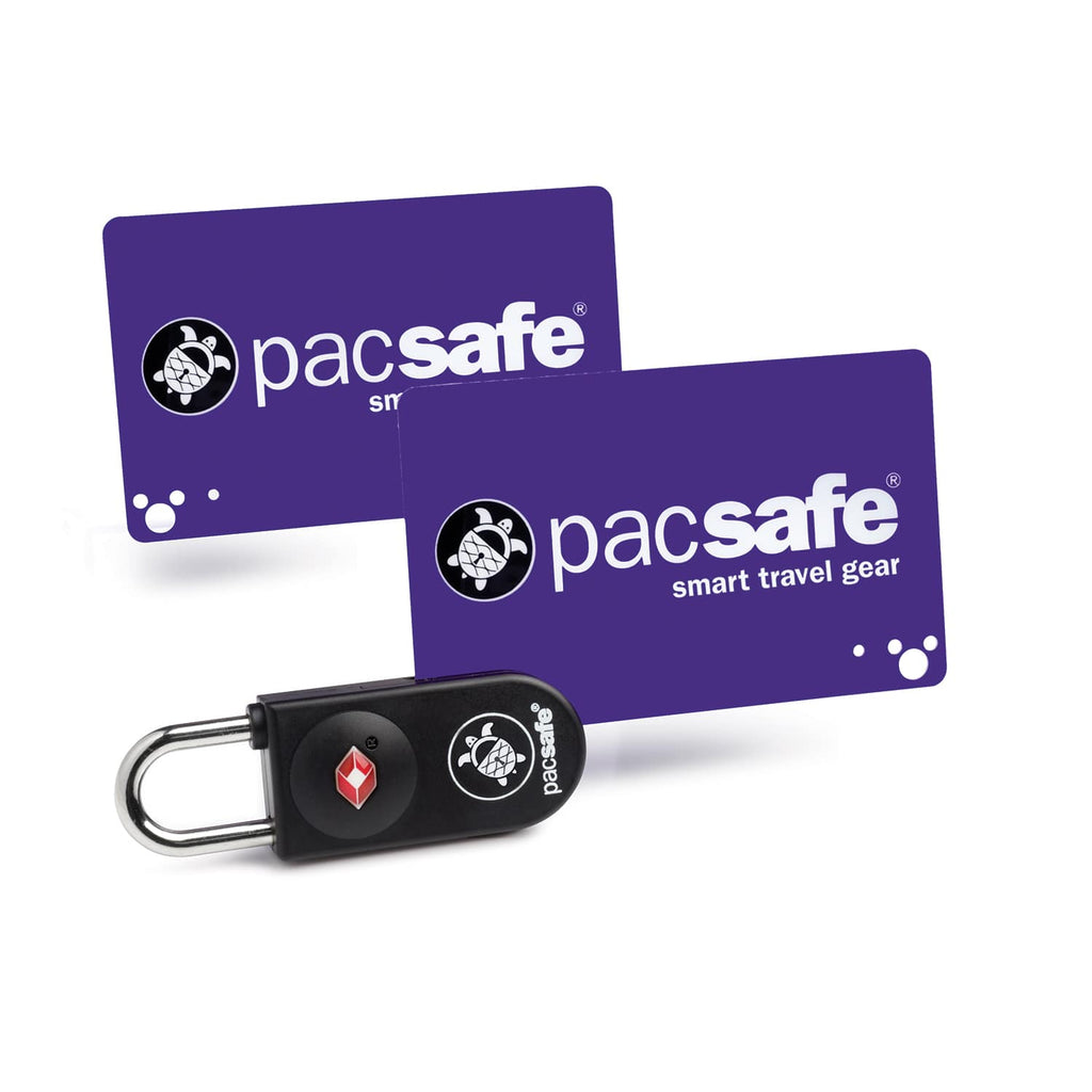 Pacsafe Prosafe 750 - TSA key-card lock - Black