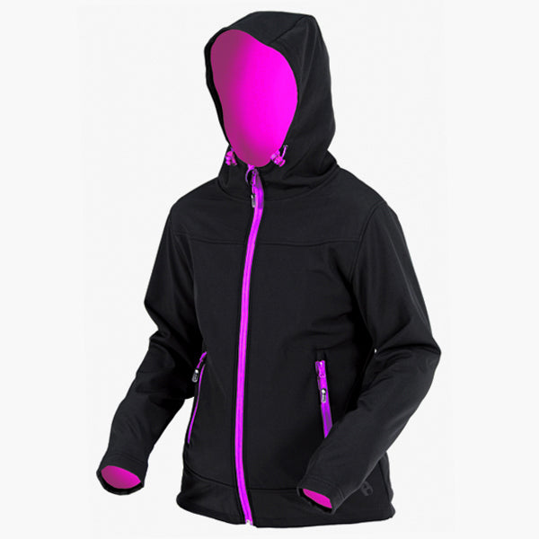 Kiwistuff Rosella Soft Shell Jacket