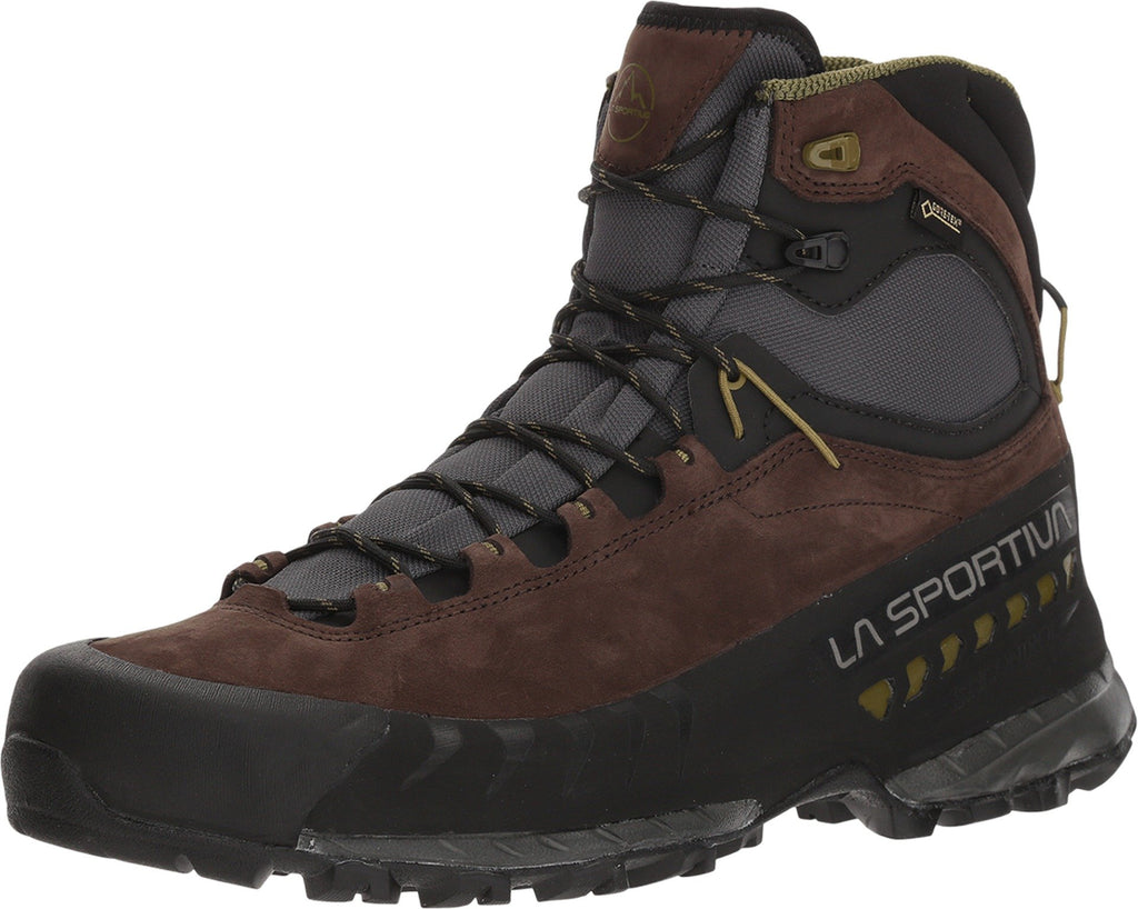 La Sportiva TX5 GTX Boot Chocolate/Avocado