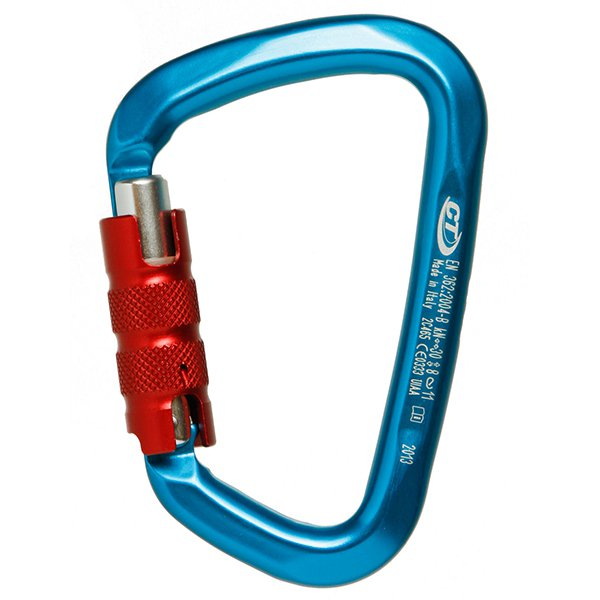 CT Wide D Triple Lock Carabiner