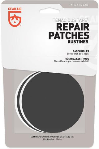 Gear Aid Tenacious Tape Repair Patches