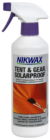 Nikwax Tent and Gear SolarProof - 500ml