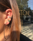 Black Diamond Earcuff