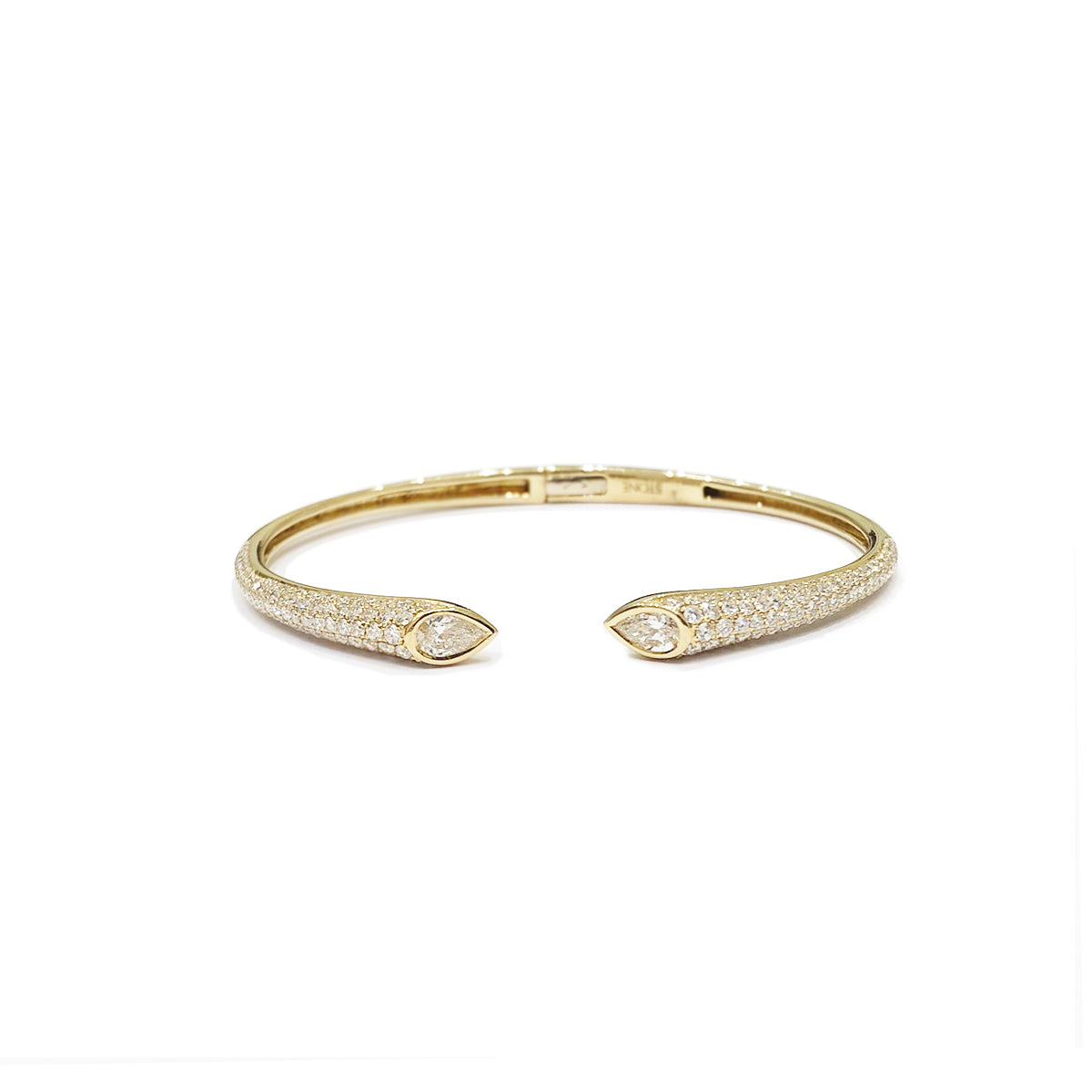 Pear Me Up Diamond Bracelet